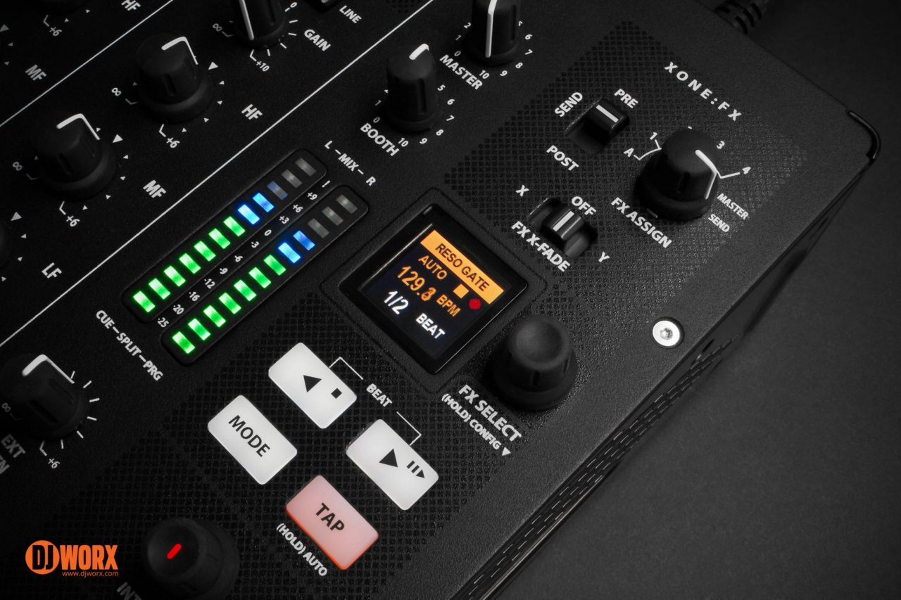 REVIEW: Allen & Heath Xone:PX5 Mixer 7