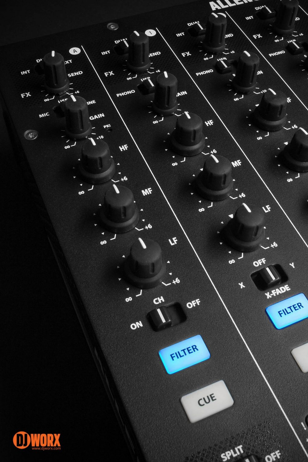 REVIEW: Allen & Heath Xone:PX5 Mixer 6