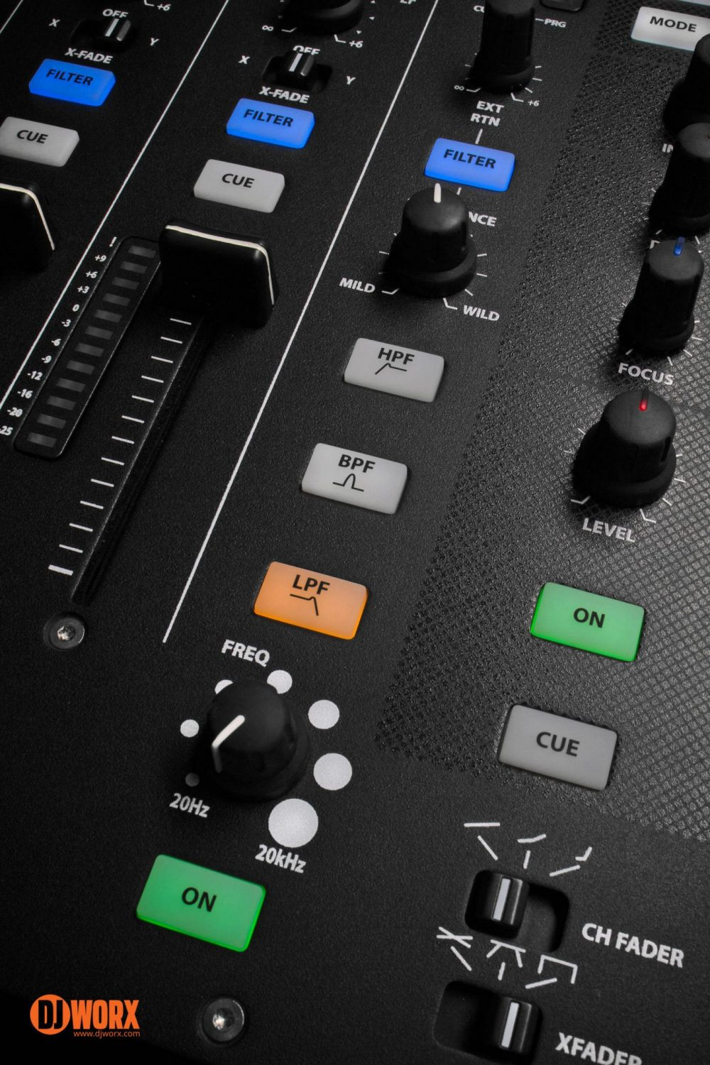 REVIEW: Allen & Heath Xone:PX5 Mixer 8