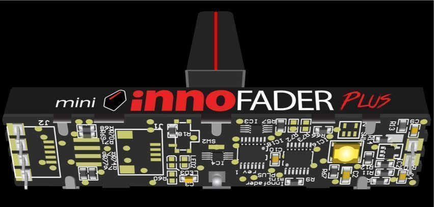 Mini Innofader Plus audio Innovate NAMM 2017 (1)
