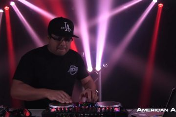 American Audio VMS5 Performance with DJ Etronik