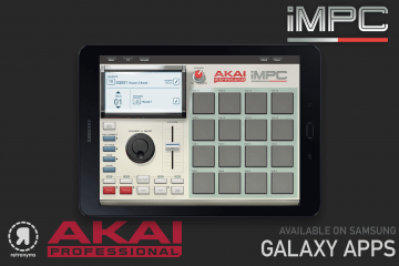 Akai Professional iMPC for Android samsung (2)