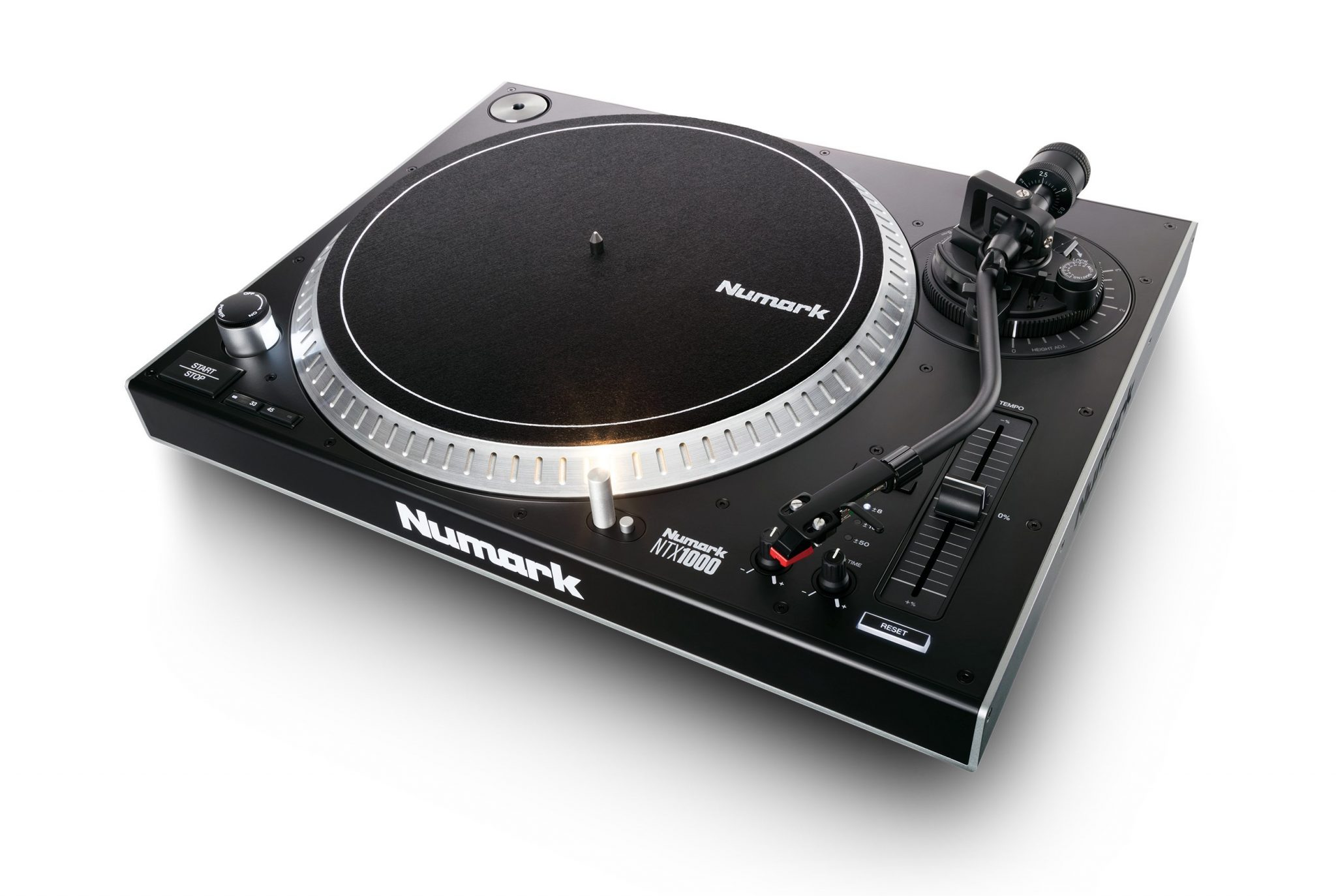 Not like the rest — Numark's NTX1000 turntable | DJWORX