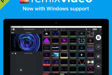 PUBLIC BETA: Mixvibes Remixvideo, now for Windows 4