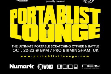 Portablist Lounge BPM 2017 portablism