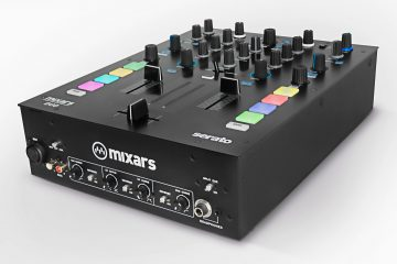 Mixars Galileo Essential fader Duo MK2 (1)