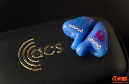 ACS custom moulded earplugs (2)