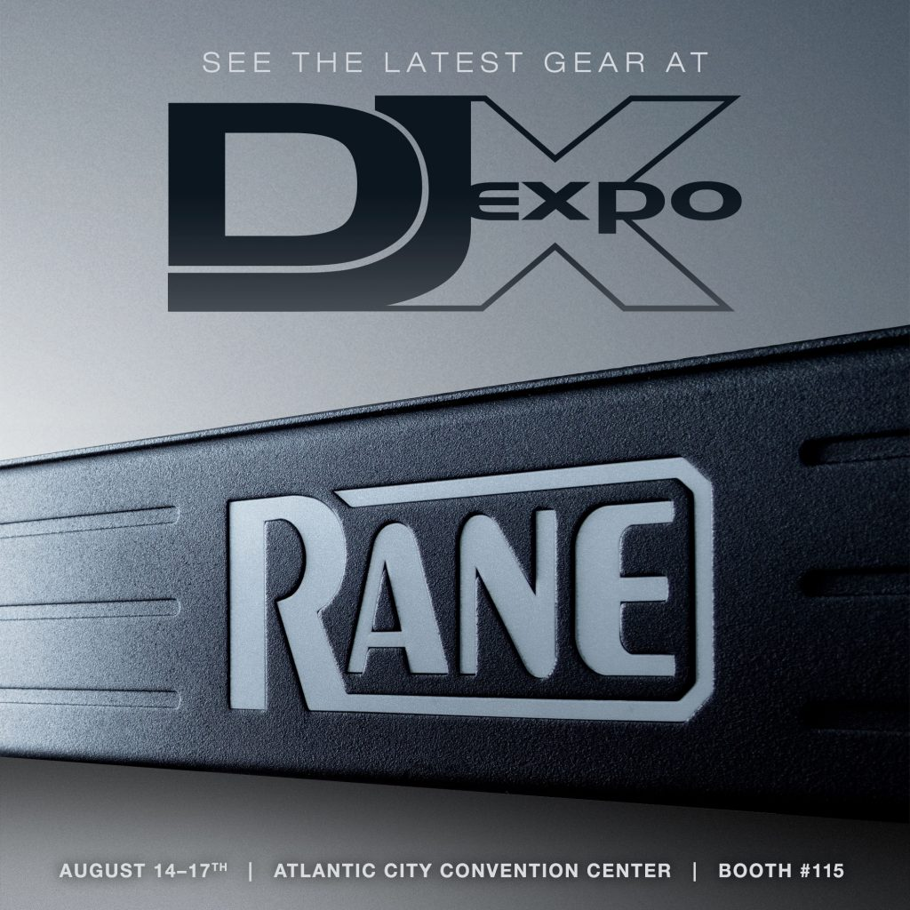 Rane DJ Expo inmusic