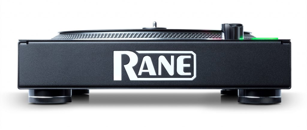 "Rane inmusic Twelve 12"" motorised digital turntable deck controller Serato DJ (5)"