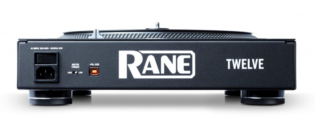 "Rane inmusic Twelve 12"" motorised digital turntable deck controller Serato DJ (2)"