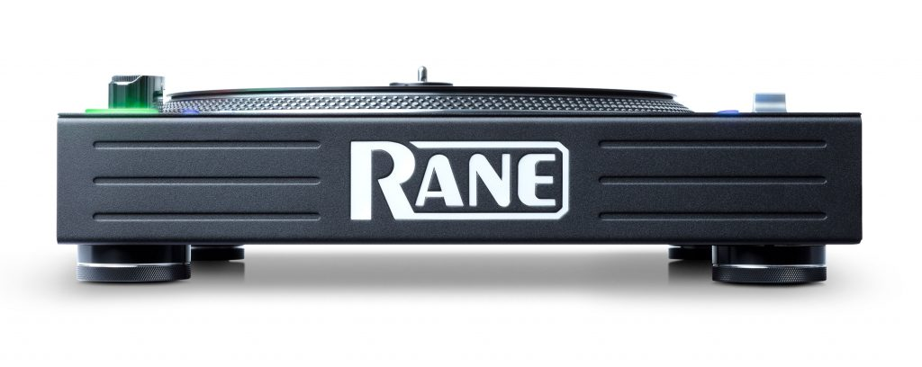 "Rane inmusic Twelve 12"" motorised digital turntable deck controller Serato DJ (1)"