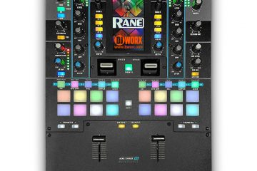 inmusic Rane Seventy Two mixer DMC USA battle DJ Perly Serato (1)