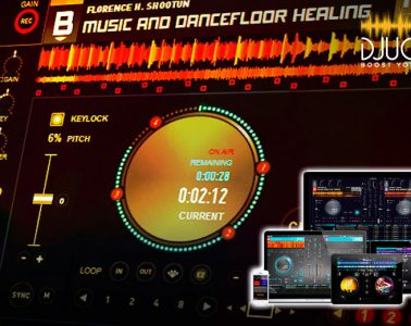 Hercules DJuced 40 DJ software v3.6 (2)