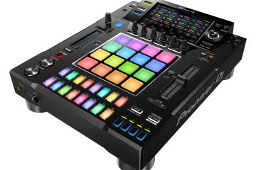 Pioneer DJ DJS-1000 Sampler sequencer CDJ NXS (2)
