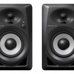 Pioneer DM-40BT bluetooth desktop monitors (4)