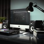 Pioneer DM-40BT bluetooth desktop monitors (1)