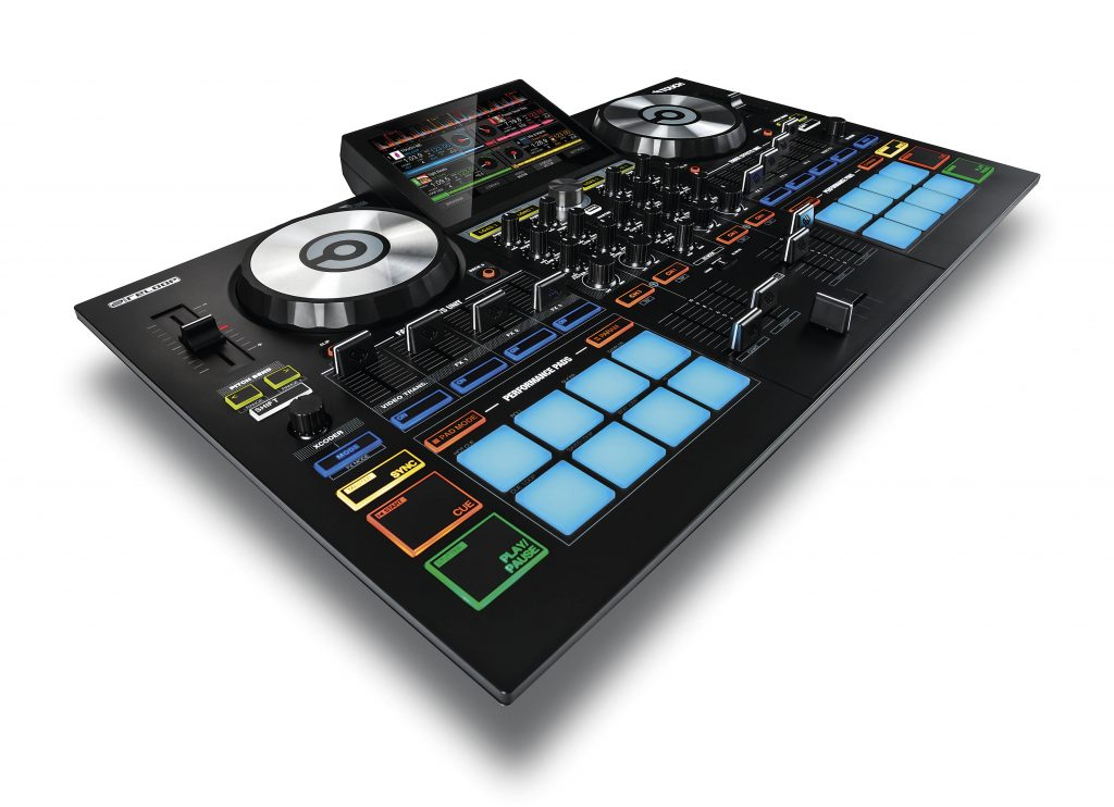 Reloop TOUCH VirtualDJ controller (7)