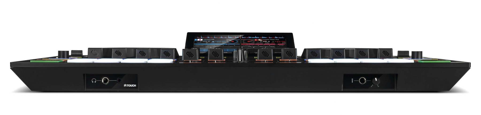 Reloop TOUCH — a VirtualDJ powered controller | DJWORX