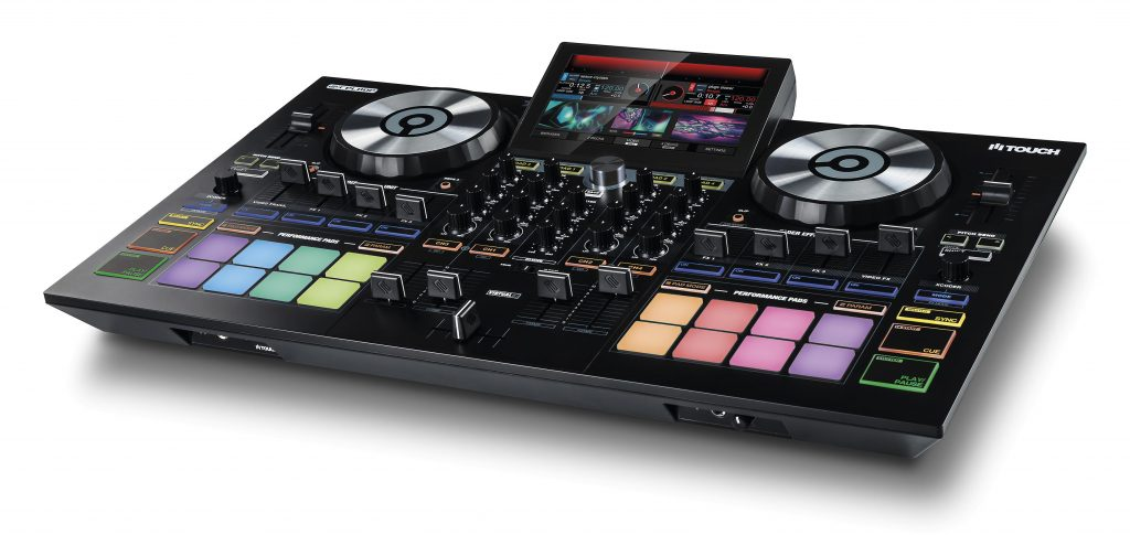 Reloop TOUCH VirtualDJ controller (2)