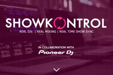 Pioneer DJ rekordbox lighting video showkontrol TC Supply