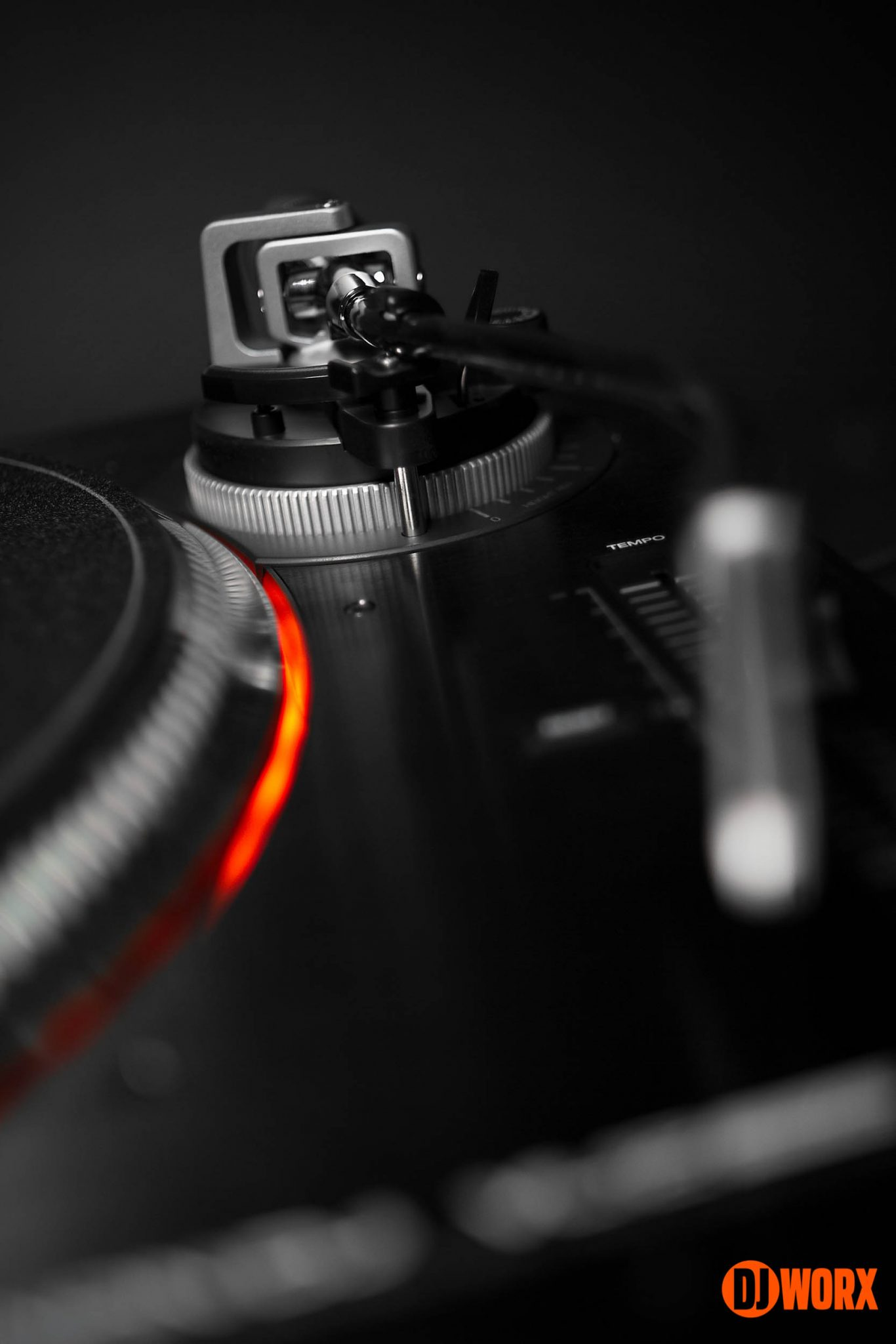 Denon DJ L12 Prime turntable review DJWORX (12)