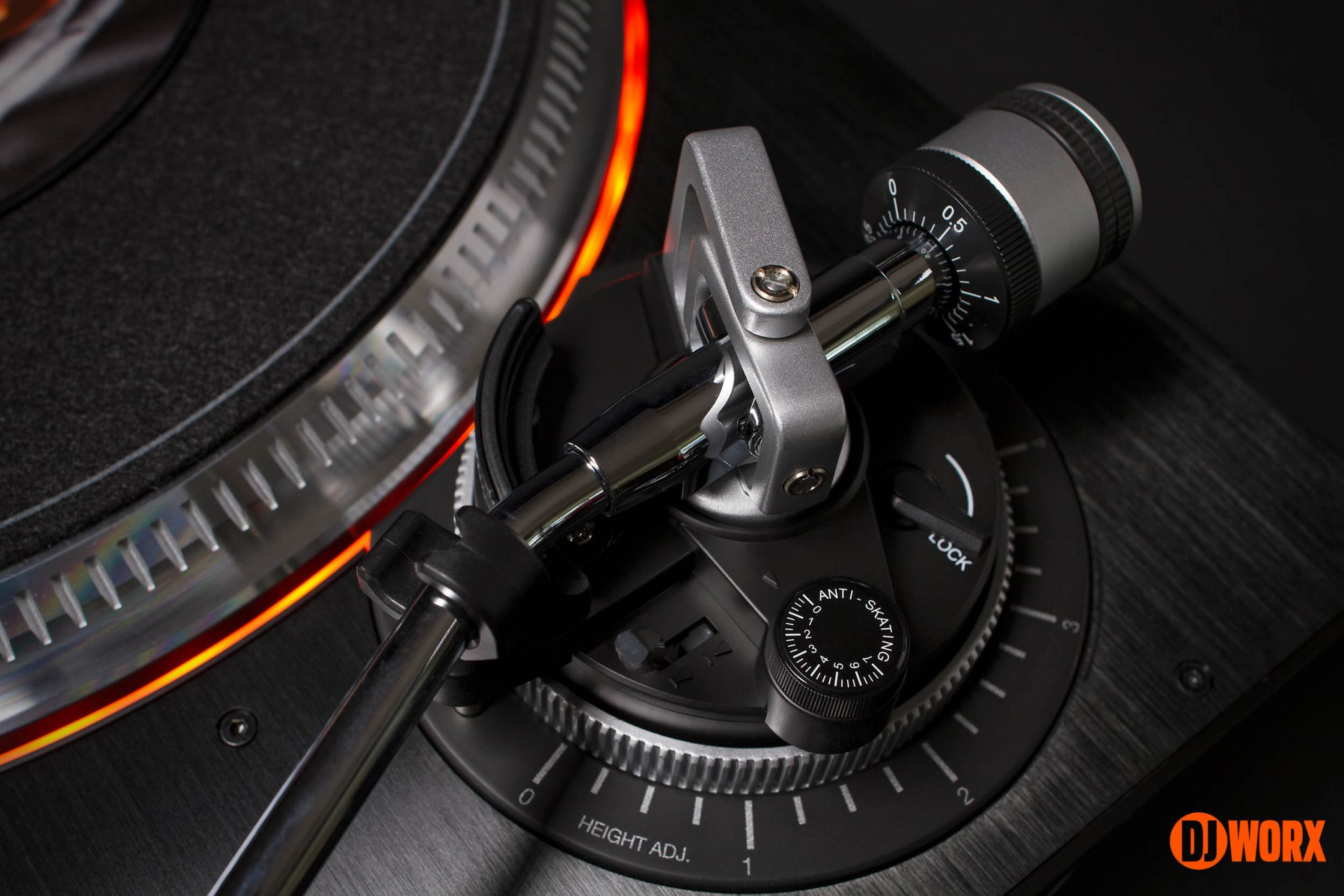 Denon DJ L12 Prime turntable review DJWORX (10)