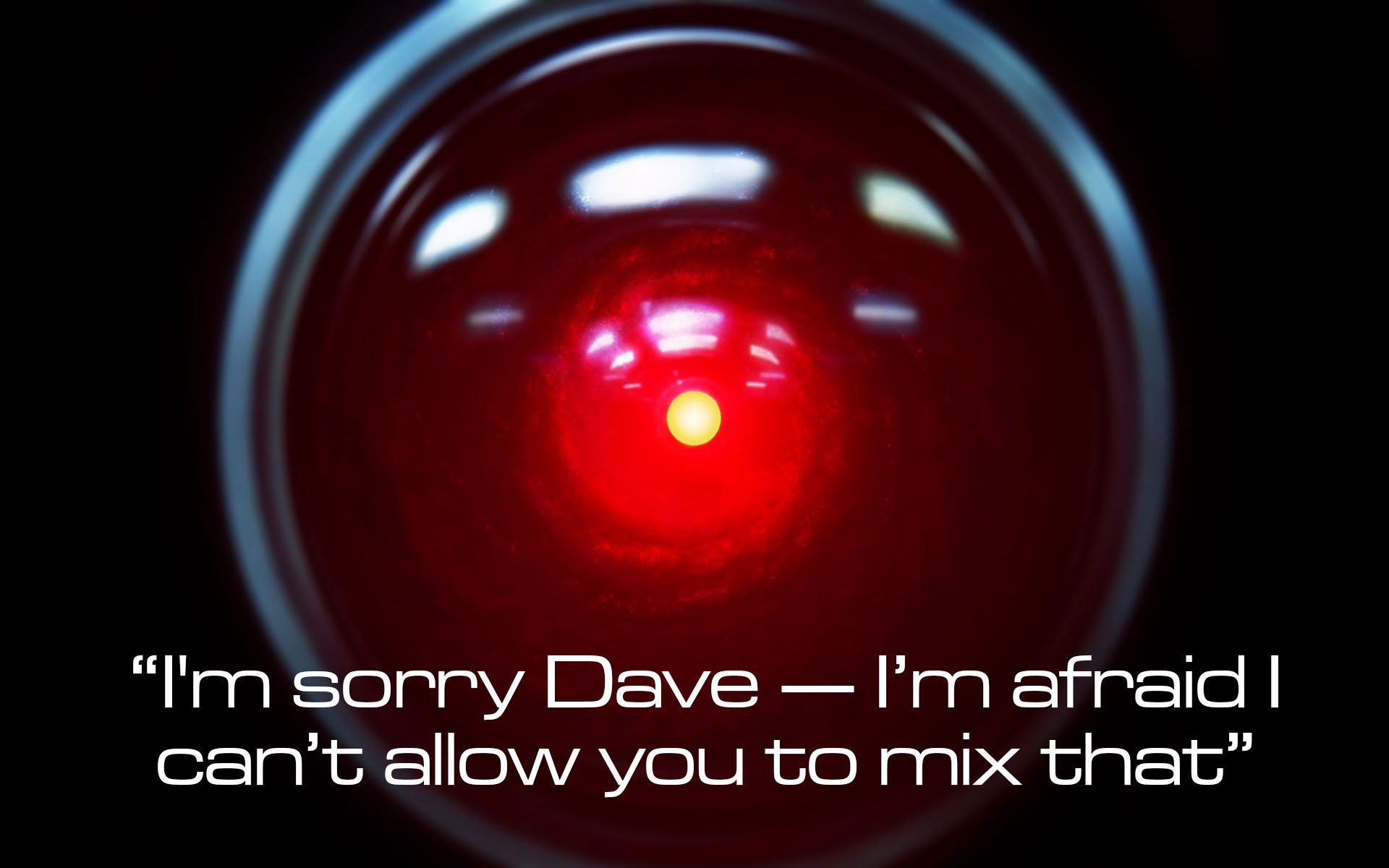 AUTOMIX: No need to welcome our DJ robot overlords just yet 3
