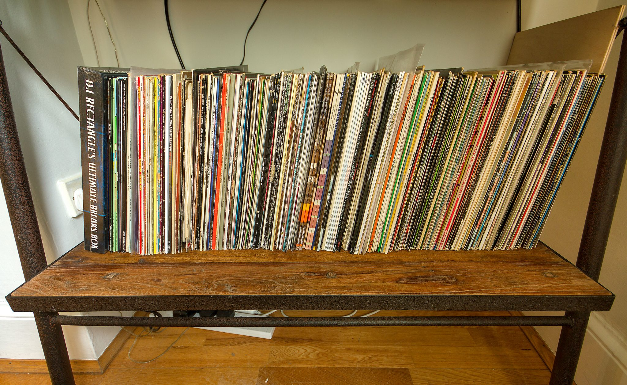 ENVIRONMENT: Does vinyl really need to be plastic shrink-wrapped? 6