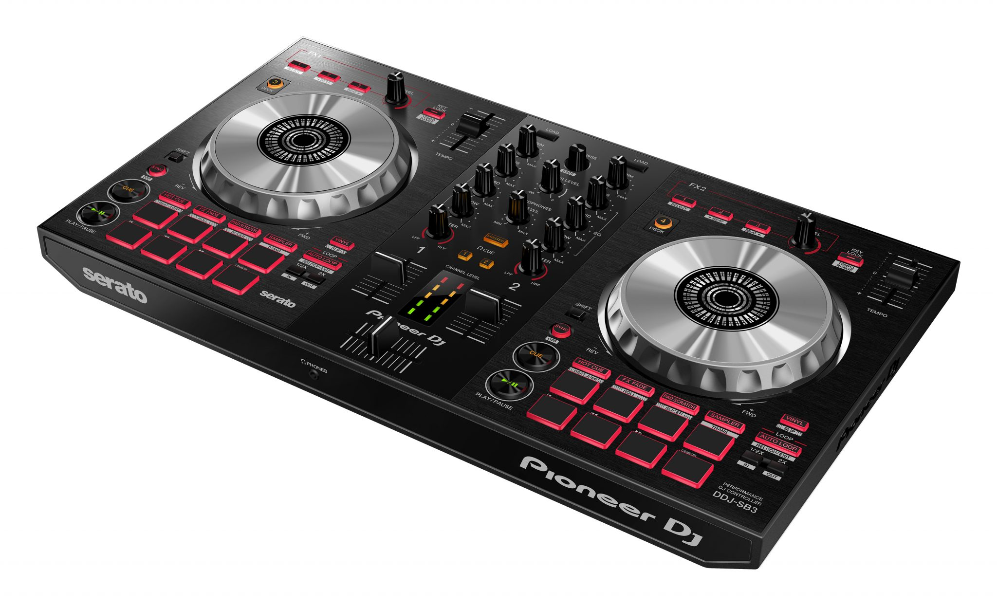 Brace Yourselves The New Pioneer Dj Ddj Sb3 Scratches For You Djworx