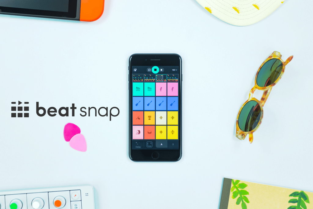Mixvibes beat snap mobile iOS android app (7)