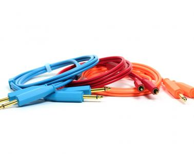 DJ Techtools audio Chroma Cables (3)
