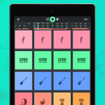 Mixvibes beat snap mobile iOS android app (5)