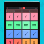 Mixvibes beat snap mobile iOS android app (3)