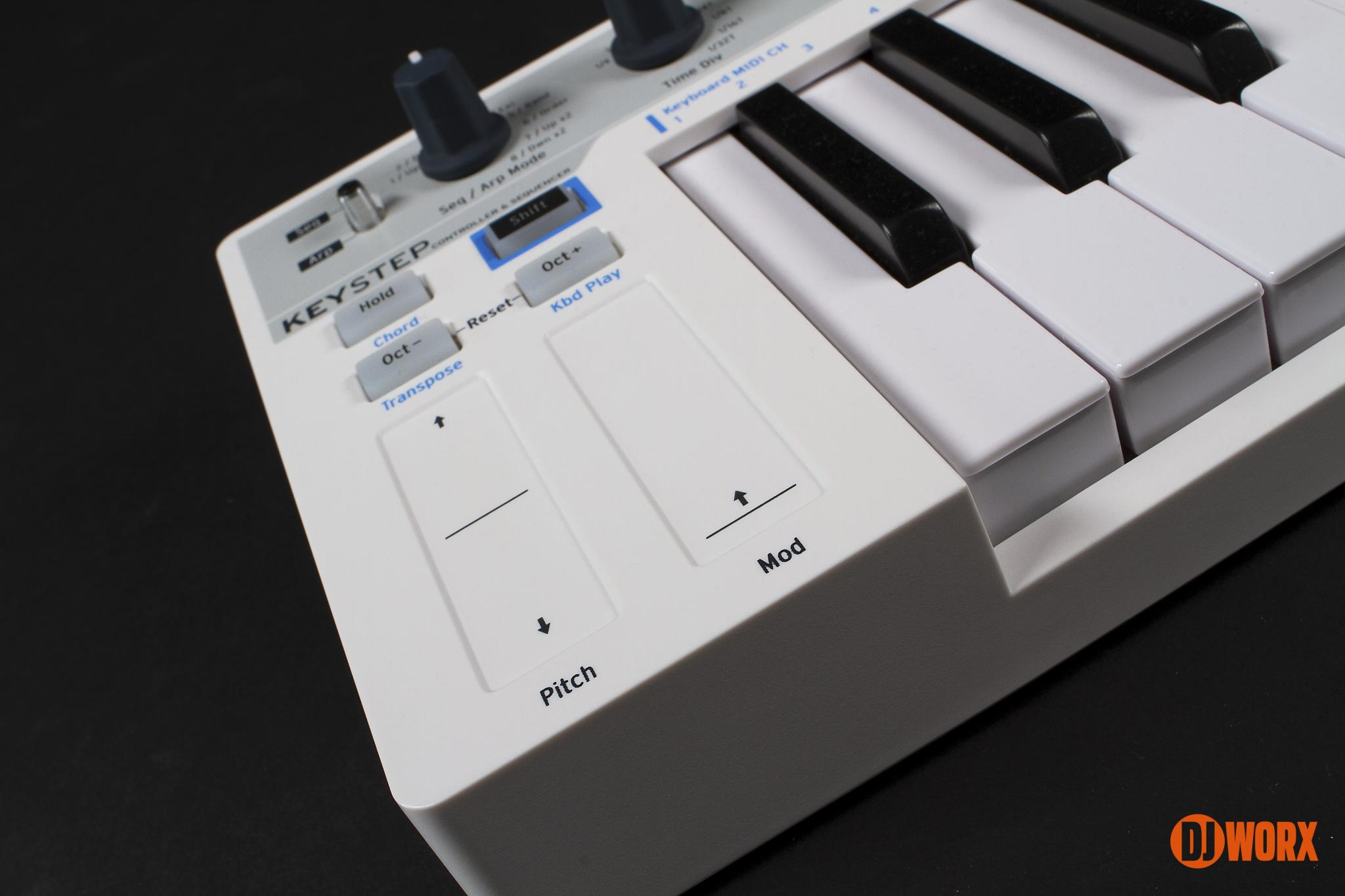 Arturia KeyStep keyboard controller reviewDJ (9)