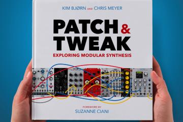 patch tweak book push turn move Kim Bjørn