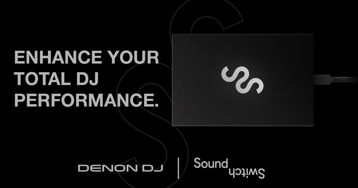 Denon DJ buys SoundSwitch acquisition lighting DJ