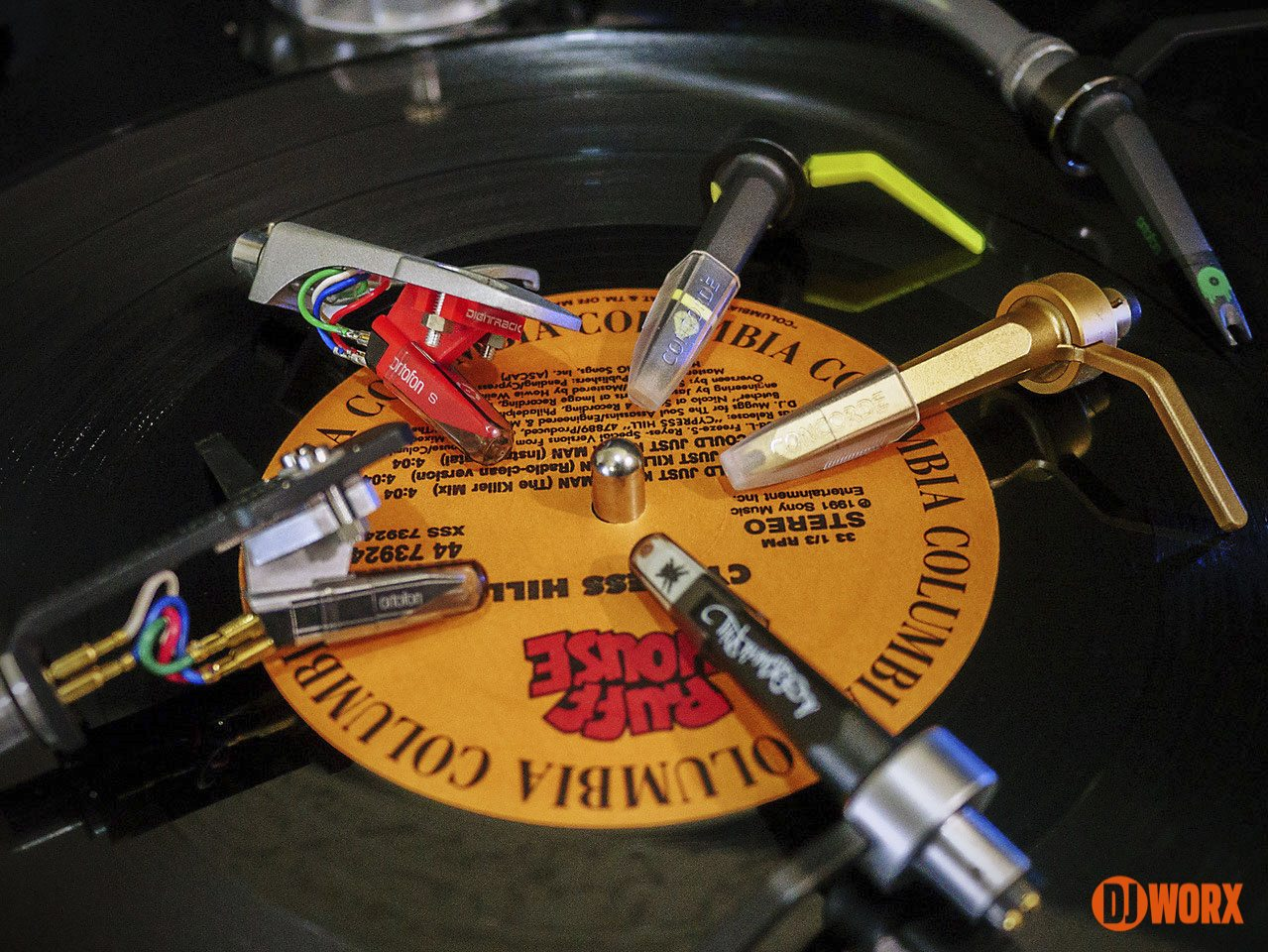 REVIEW: Ortofon Concorde Mix and Club MKII carts • DJWORX