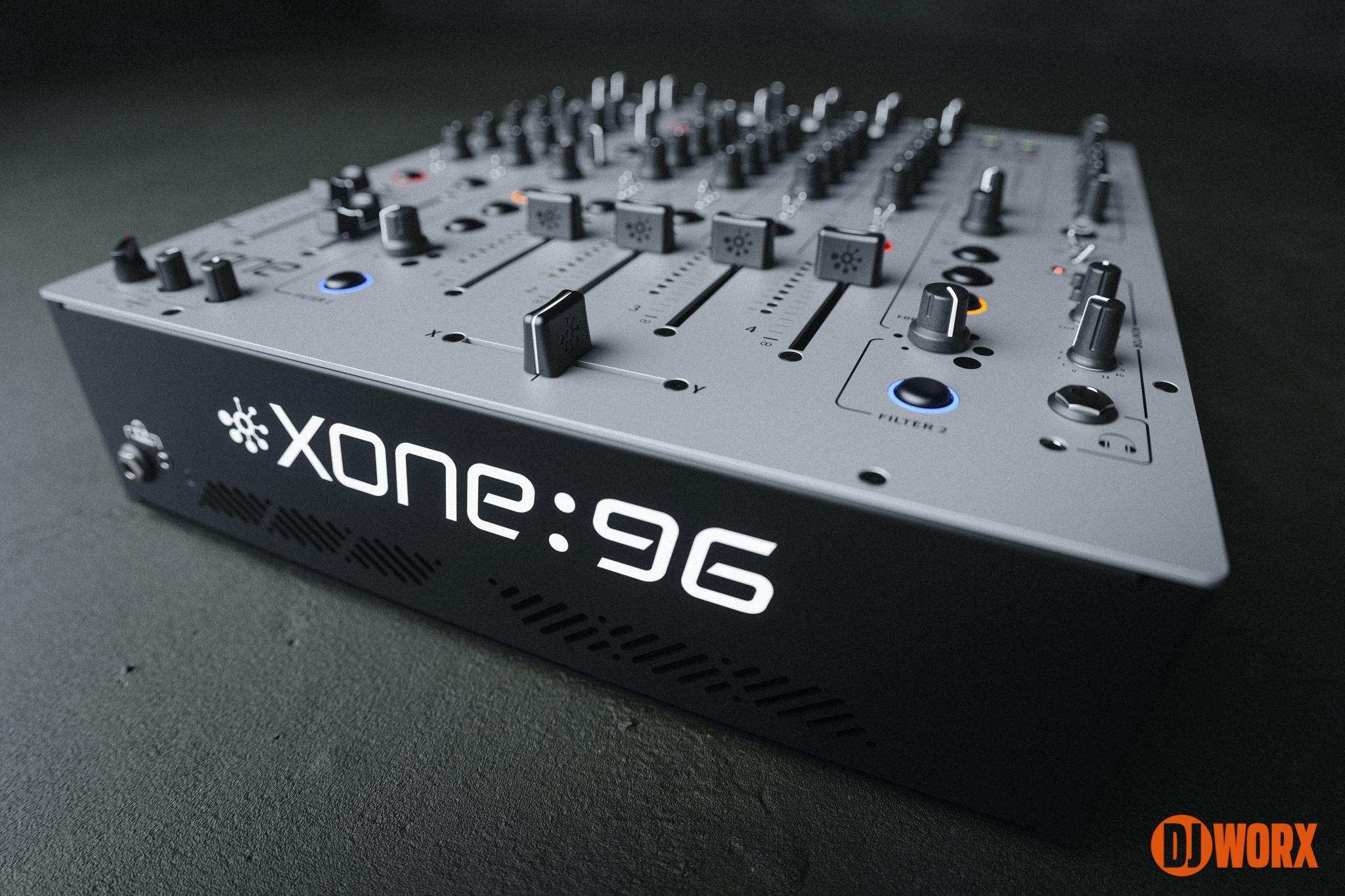 REVEALED: Allen & Heath Xone:96 aka Xone:92 mk2 5