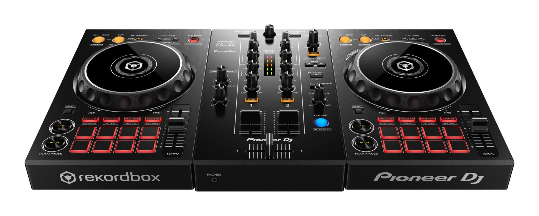NEW: Pioneer DJ DDJ-400 — the rekordbox beginner's box | DJWORX