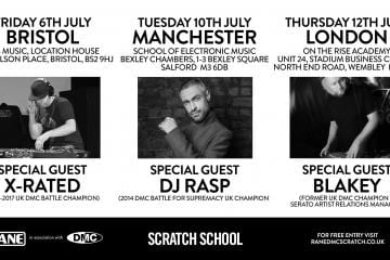 rane dmc scratch school