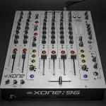 Allen & Heath Xone:96 mixer review first look preview (16)