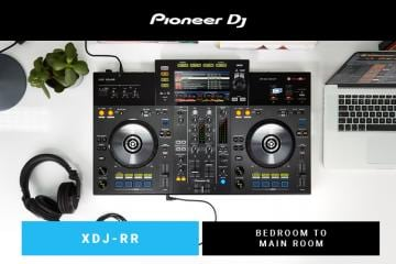 Pioneer D XDJ-RR entry level all in one Rekordbox DJ controller (3)