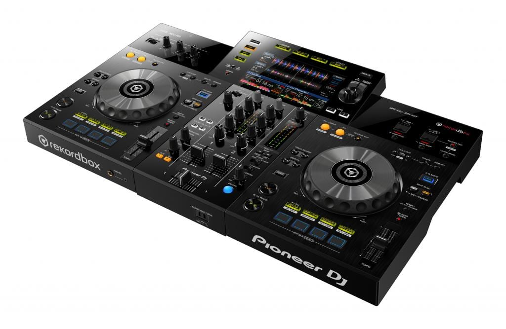 Pioneer D XDJ-RR entry level all in one Rekordbox DJ controller (4)