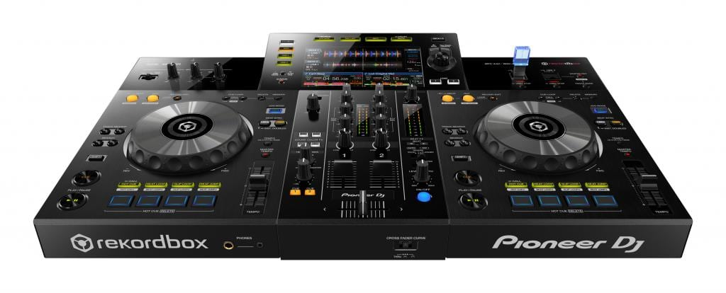 Pioneer D XDJ-RR entry level all in one Rekordbox DJ controller (5)