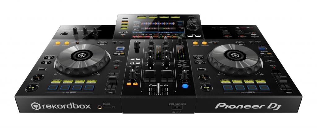 Pioneer D XDJ-RR entry level all in one Rekordbox DJ controller (6)