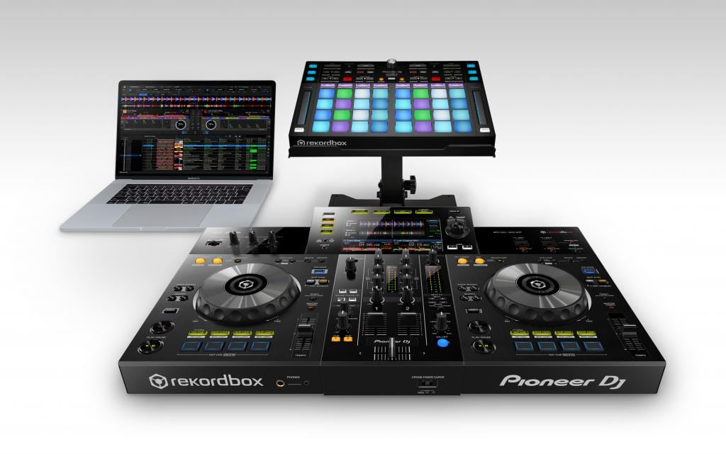 Pioneer D XDJ-RR entry level all in one Rekordbox DJ controller (9)