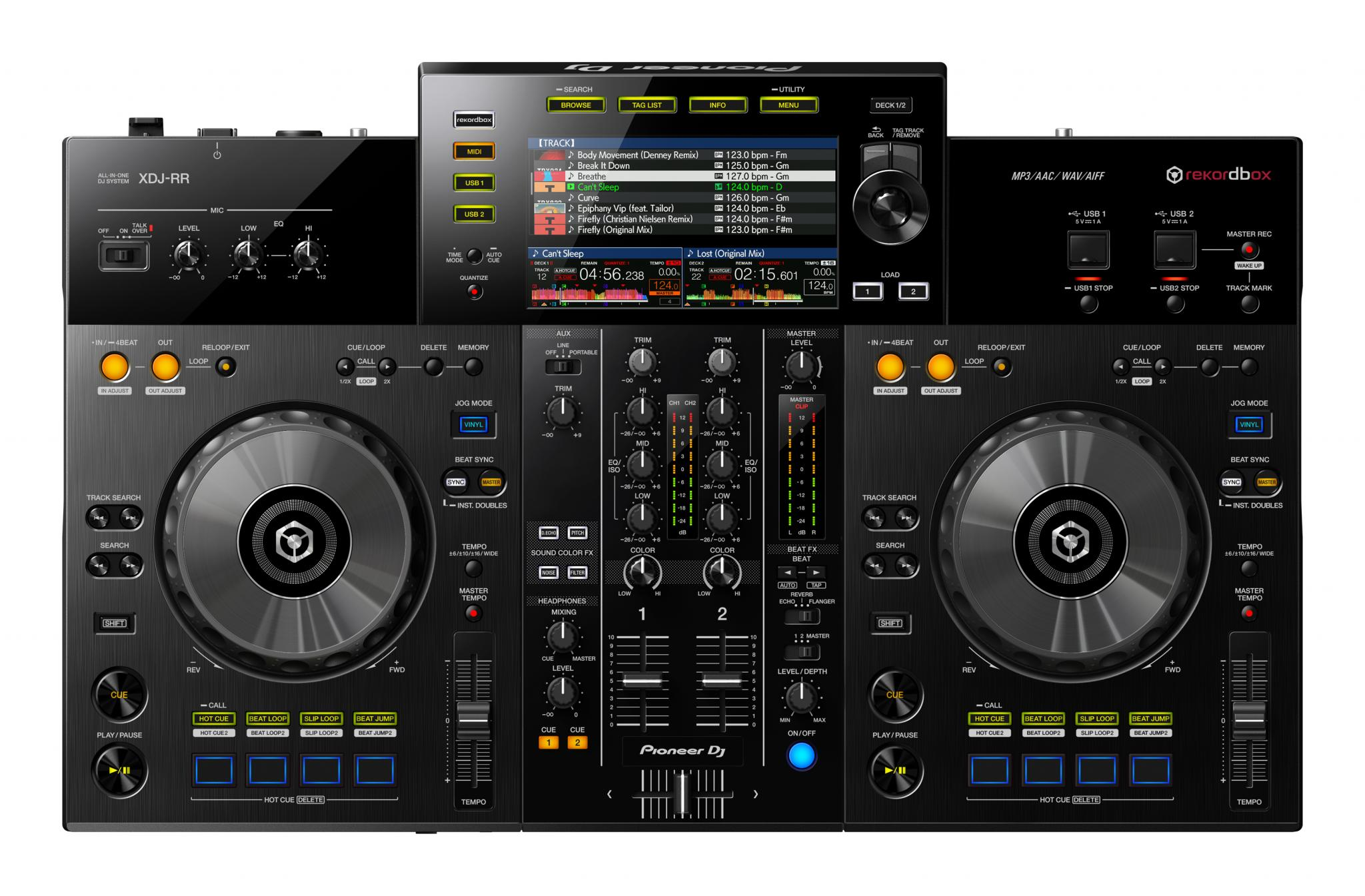 Pioneer Dj S Xdj Rr All In One Wallet Friendly Ecosystem