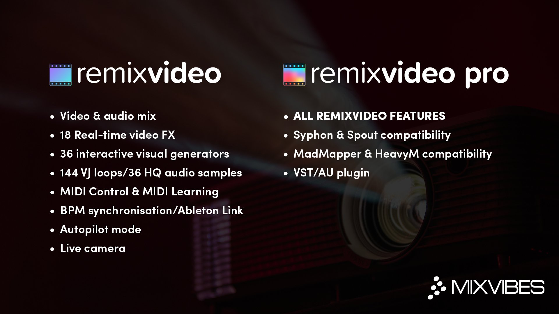 Mixvibes updates Remixvideo, and makes Remixvideo Pro | DJWORX