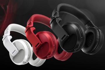 Pioneer DJ + Bluetooth = HDJ-X5BT headphones 6