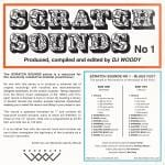 DJ Woody Woodwork records, Scratch Sounds vinyl (1)